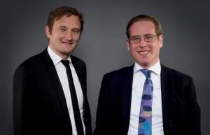 Simon Crabb & Paul Harvey